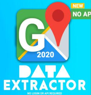 google map data extractor