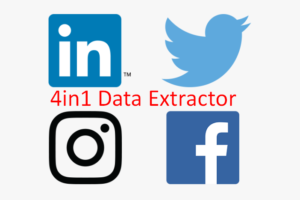 4in1 Email Extractor