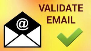 Email Verification Software
