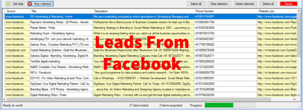 Leads From Facebook-com